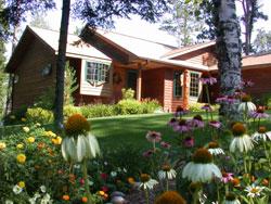 Niles Bay home