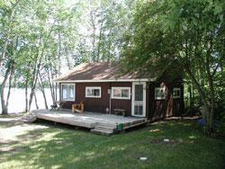 Lake Fourteen cabin