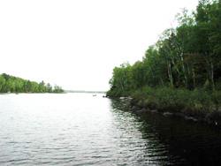 Niles Bay lot