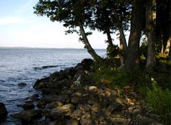Big Bay island