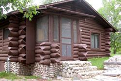 Classic Lake Vermilion cabin