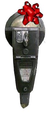 Christmas meter