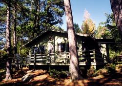 Raps Road cabin