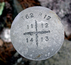 Section marker